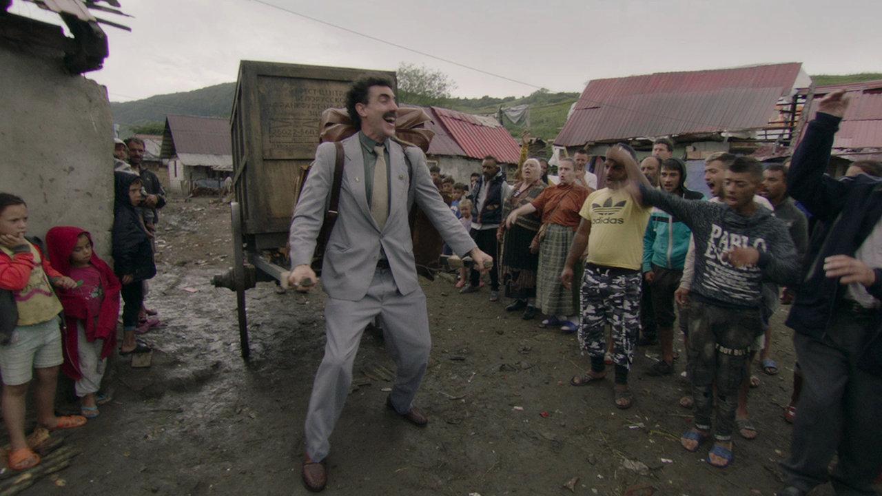 Borat Subsequent Moviefilm (2020) image