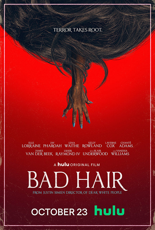 Bad Hair poster image
