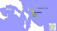 carte des territoires encolanaltèques