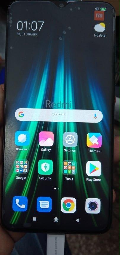 تجربة فتح بوتلودر هاتف Redmi Note 8 Pro و تحويله من النسخة الصينية الى العالمية