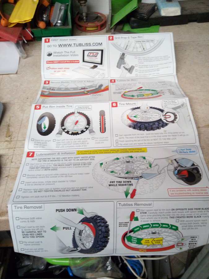 améliorations Husqvarna 701 enduro ET KTM 690 enduro - Page 6 201026043117713986