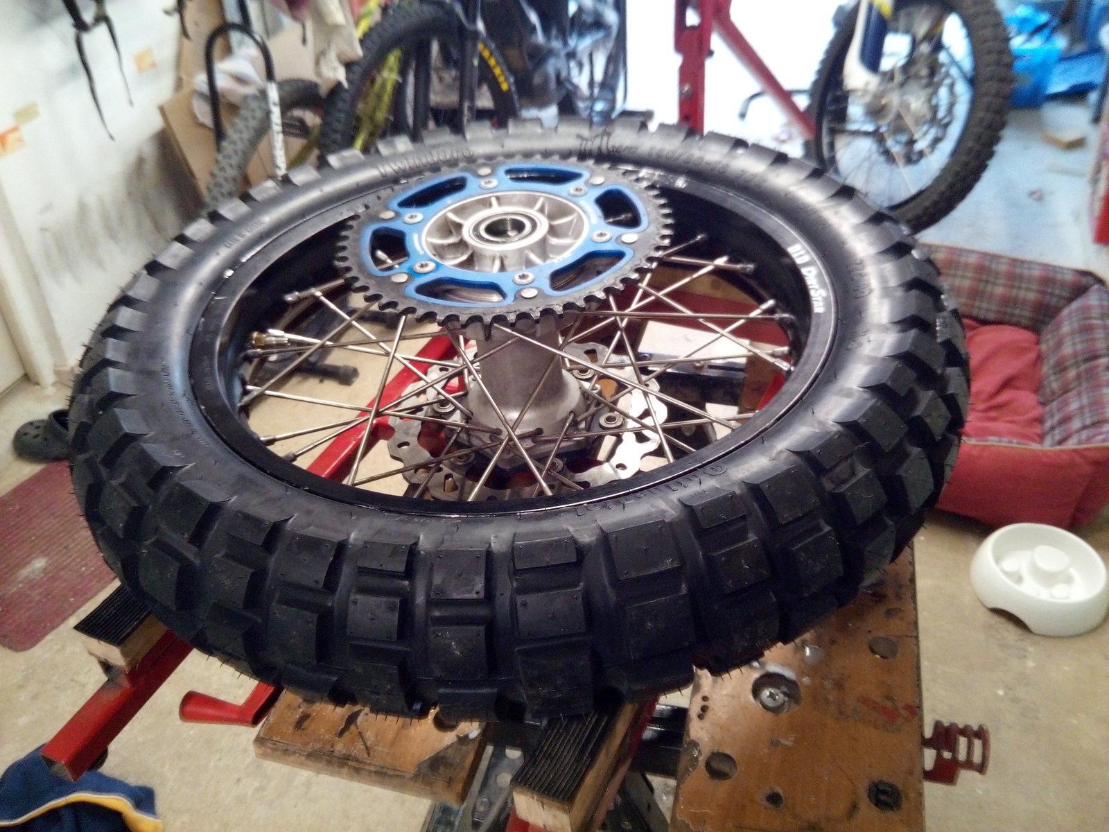 améliorations Husqvarna 701 enduro ET KTM 690 enduro - Page 6 20102604332313284