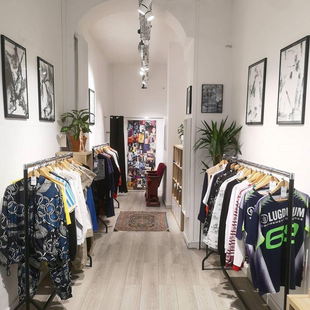 La boutique Focus à Lyon