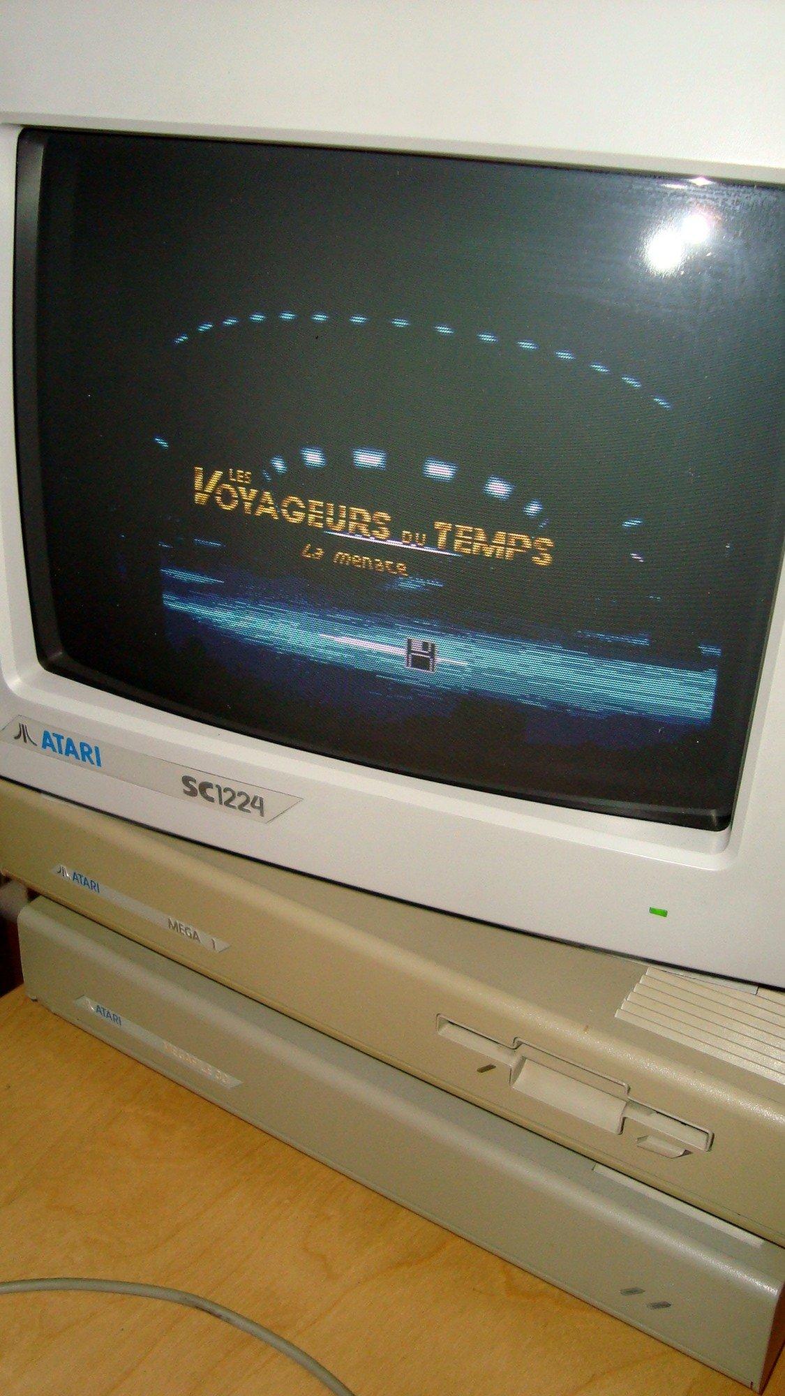 [TEST] Les Voyageurs du Temps - Atari ST 201027062300127738