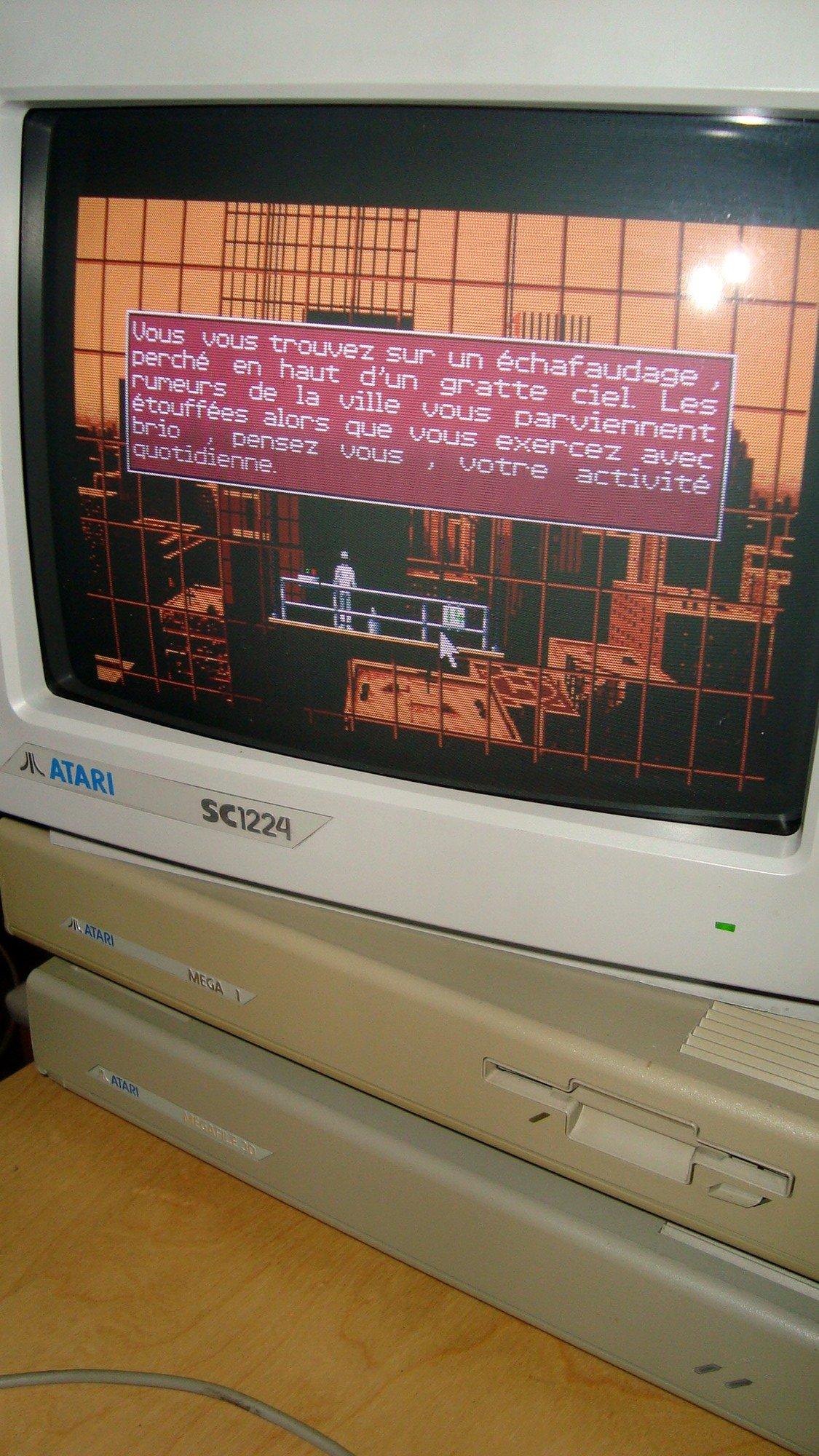 [TEST] Les Voyageurs du Temps - Atari ST 20102706230338404