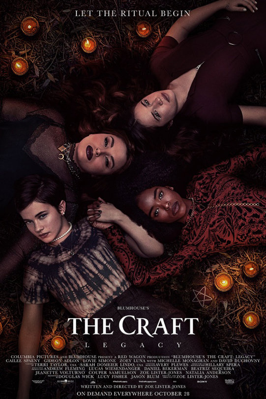 The Craft: Legacy (2020) poster image