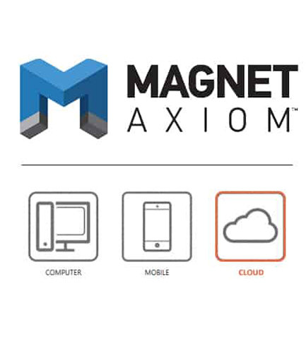 Poster for Magnet AXIOM