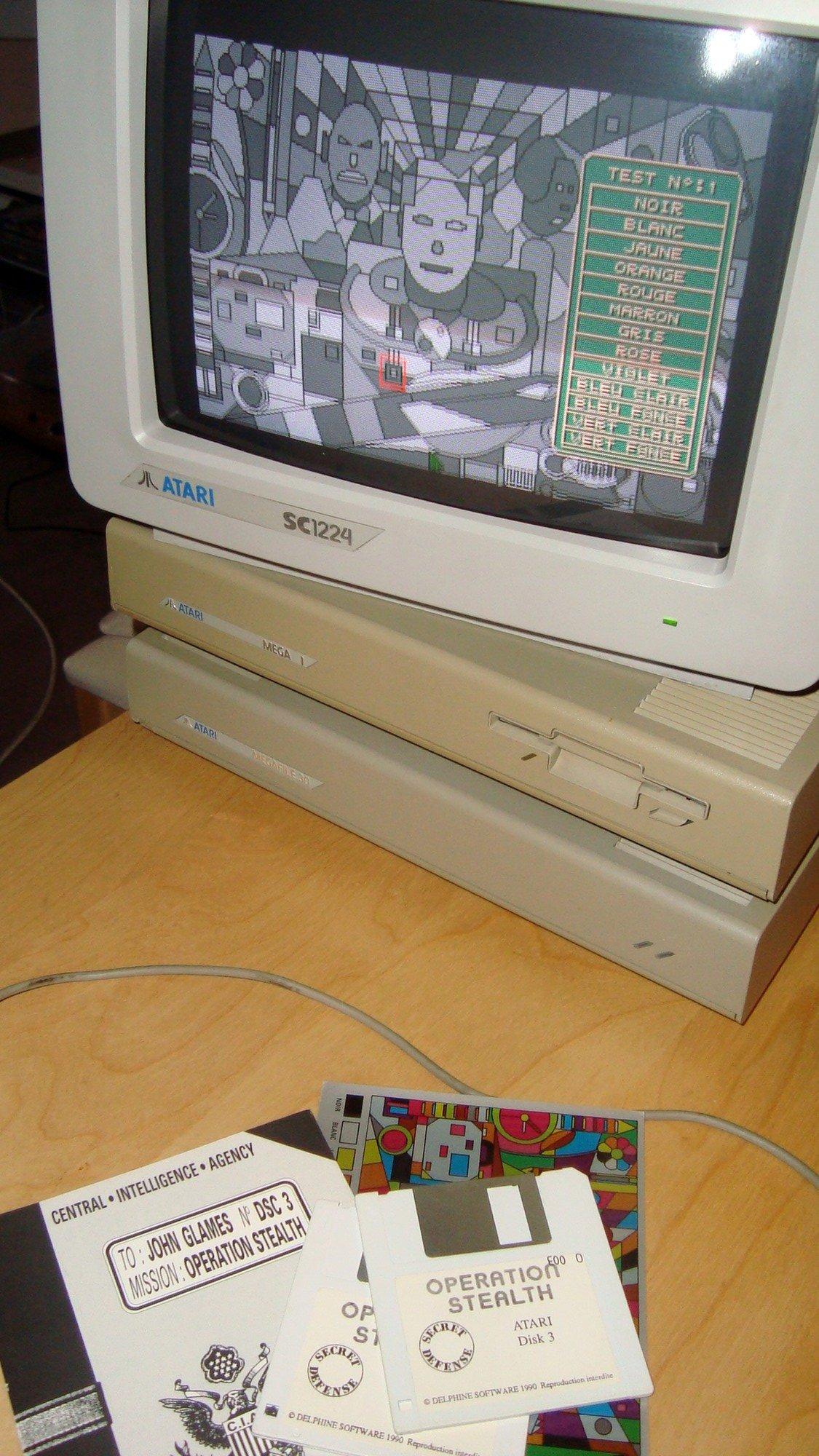 [TEST] Les Voyageurs du Temps - Atari ST 201030090351760217