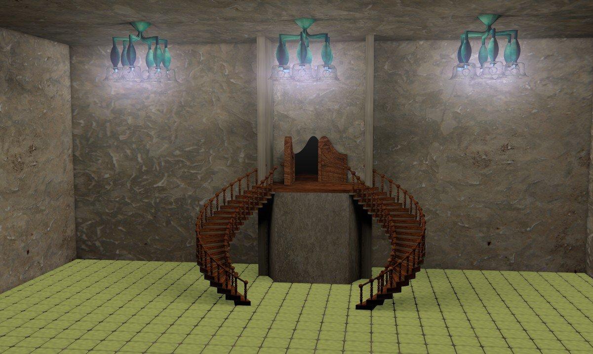 [ CINEMA4D ] Escalier en colimaçon  - Page 2 20103108381280536