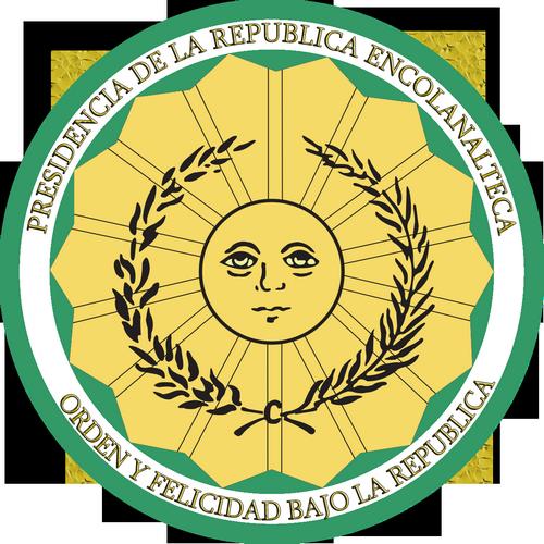 Logo présidence Etat fédéré d'Arkoha