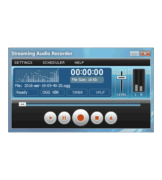 Poster for AbyssMedia Streaming Audio Recorder