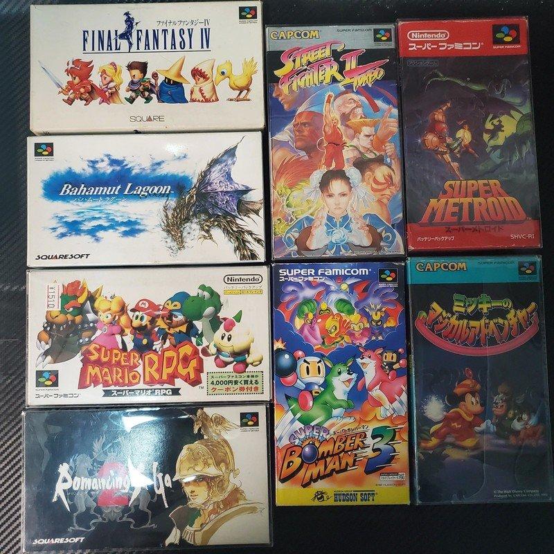 [VDS] Nostalgeek Store — Super Famicom / GBA / GB / Nintendo 64 / GameCube 201101093753947083
