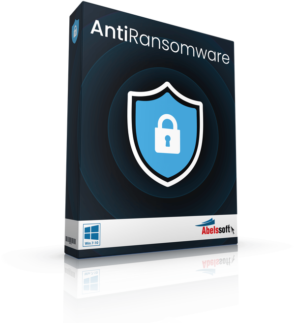 Poster for Abelssoft AntiRansomware