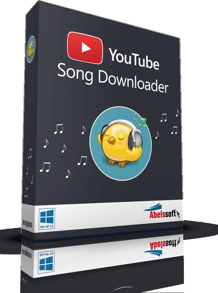 Poster for Abelssoft YouTube Song Downloader