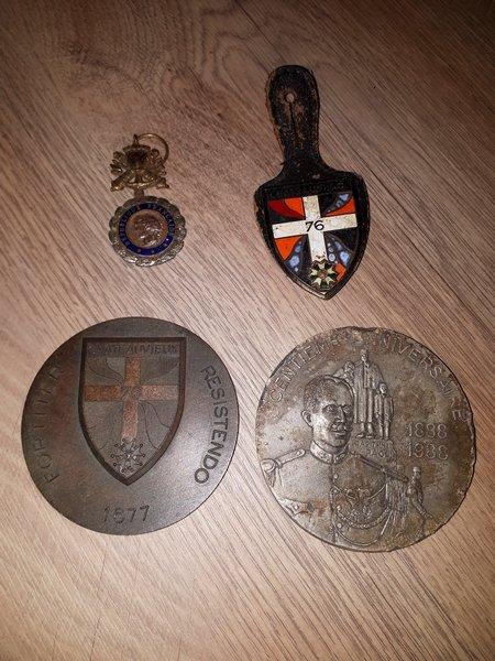 que de médailles (sous terre)..... 201103060014637364