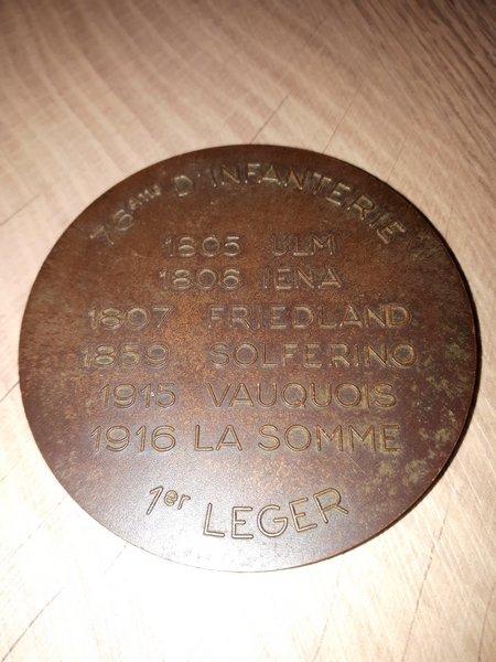 que de médailles (sous terre)..... 201103060019464674