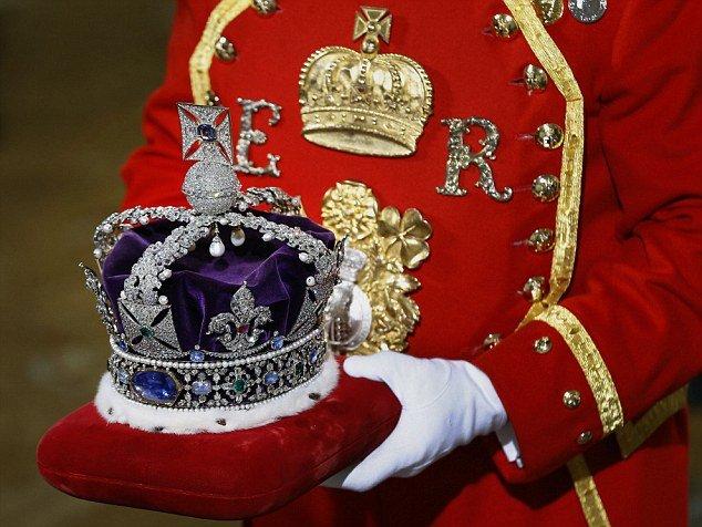 couronne d'apparat d'Aumérine