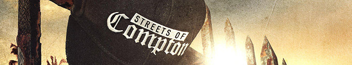 Poster for Streets of Compton