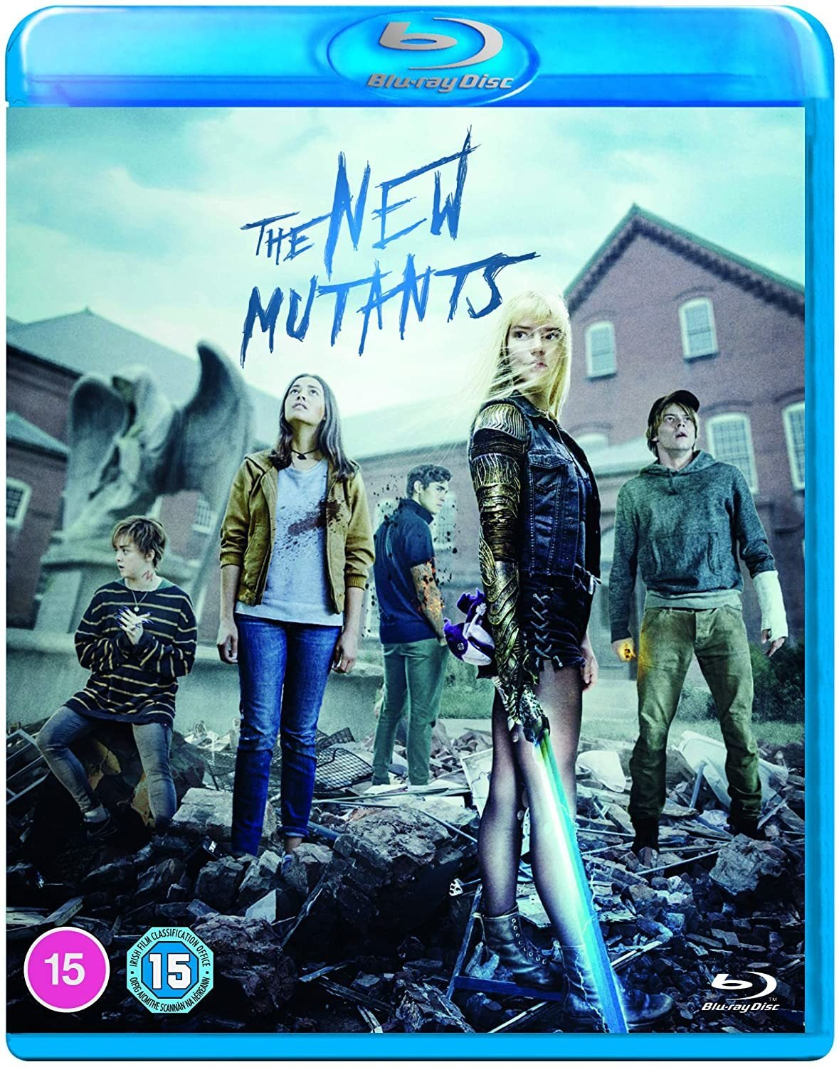 The New Mutants (2020) poster image