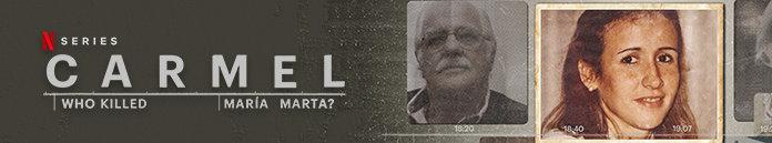 Poster for Carmel: Who Killed Maria Marta?