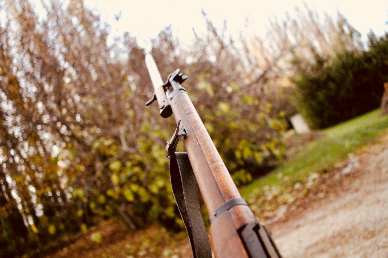 Quelques baïonnettes montées sur leurs armes - Page 12 201107011921124665
