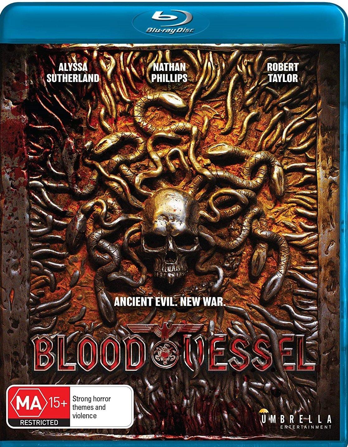 Blood Vessel (2020) poster image
