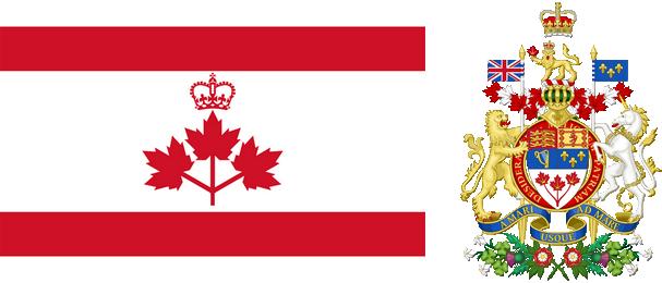 drapeau et armoiries d'Aumérine