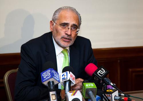 Président Villacrès