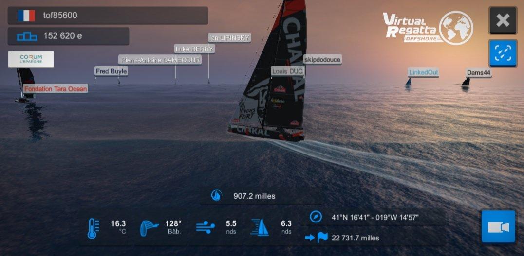 virtual regata vendée globe  201111072531473815