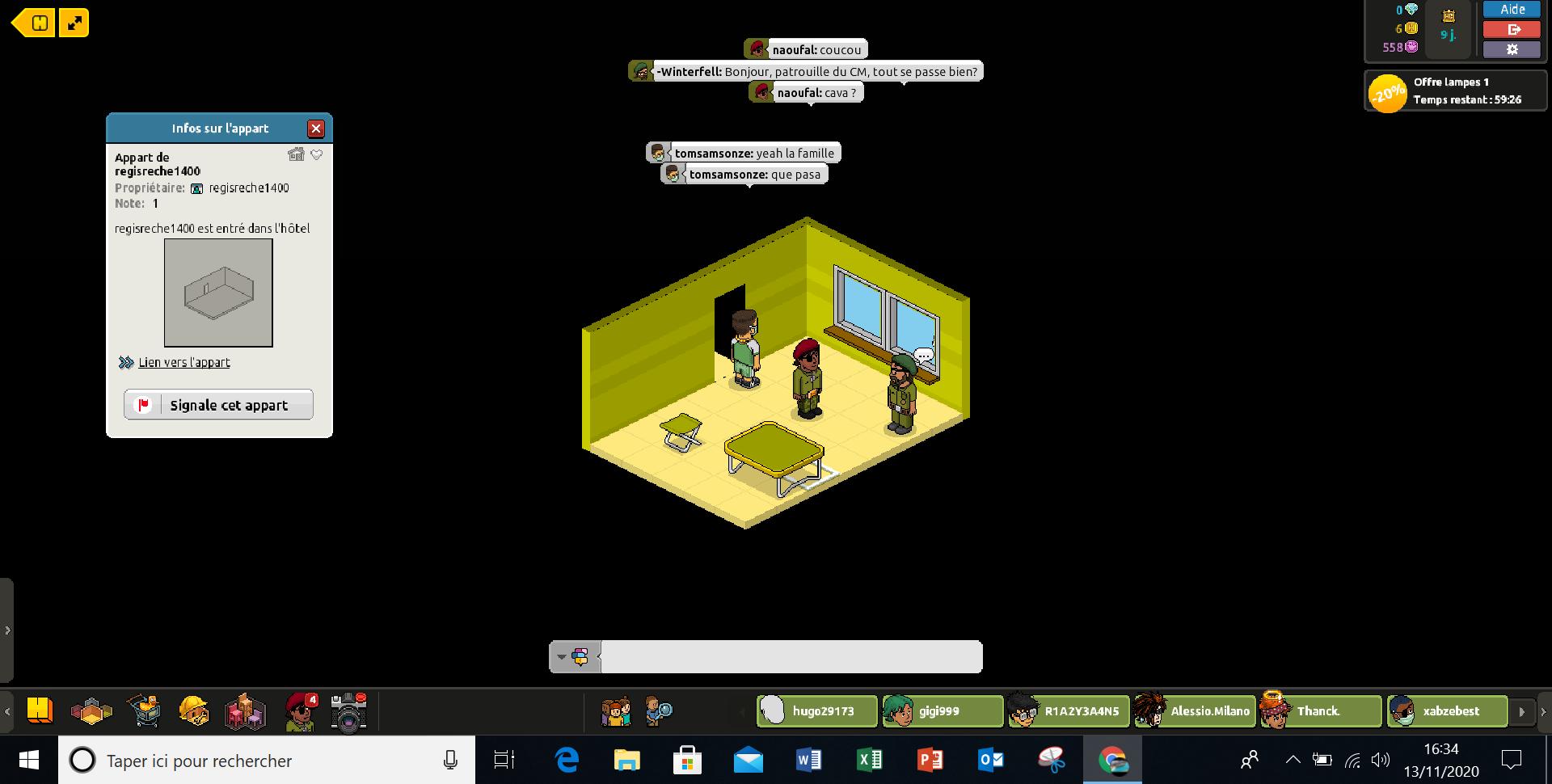 [C.M] Rapports de patrouilles de naoufal - Page 2 201113051019914483