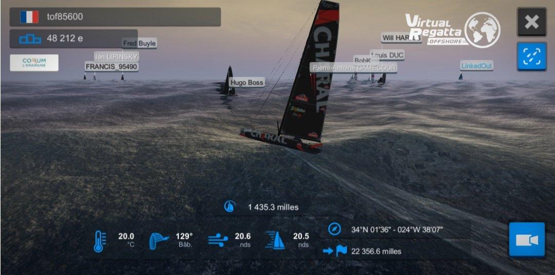 virtual regata vendée globe  201113101231803351