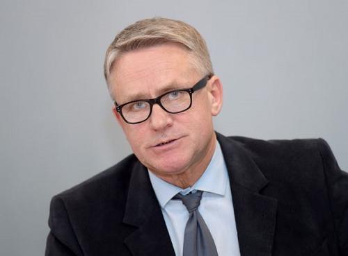 Richard Bellegarde, ancien Président de la Fédération d'Albel