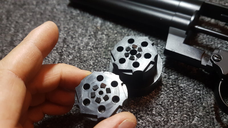 Crosman 3357 cal. 50 Spot Marker 201114120706972714
