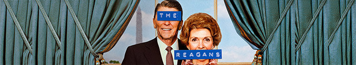 Poster for The Reagans