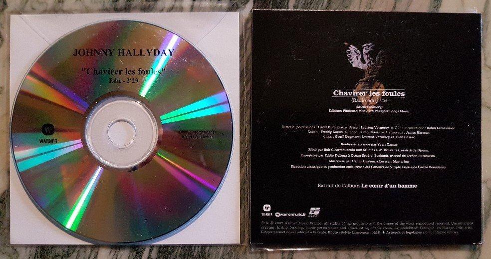Les cd singles  version Edits 201115112557355629