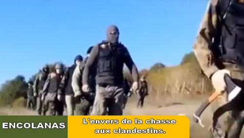 Miliciens fascistes encolanaltèques