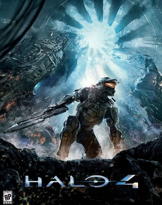 Poster for Halo: The Master Chief Collection - Halo 4