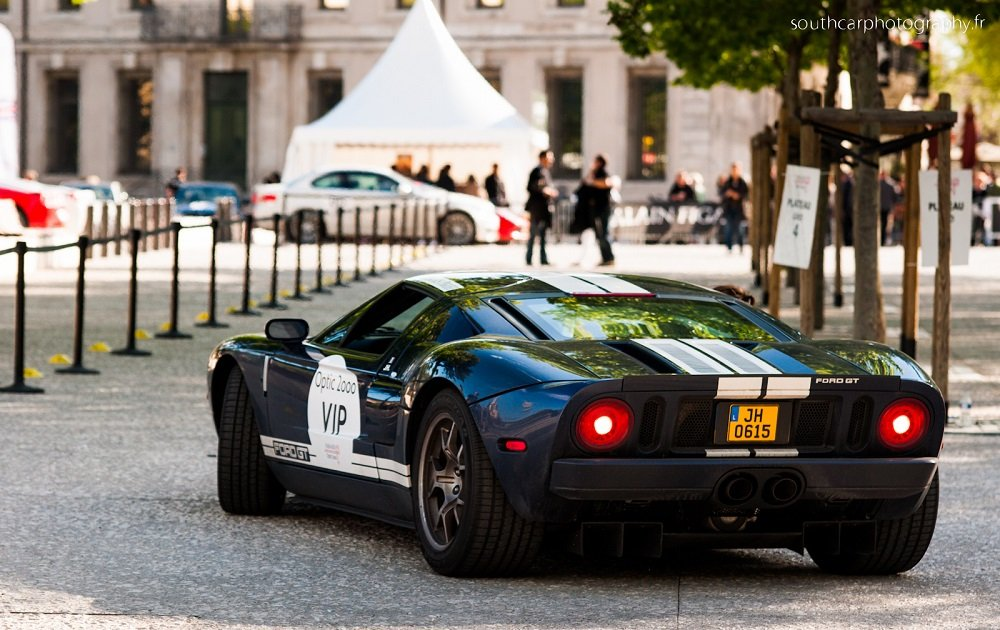 FORD GT DE JOHNNY HALLYDAY ( 2007 ) 201118034239517513