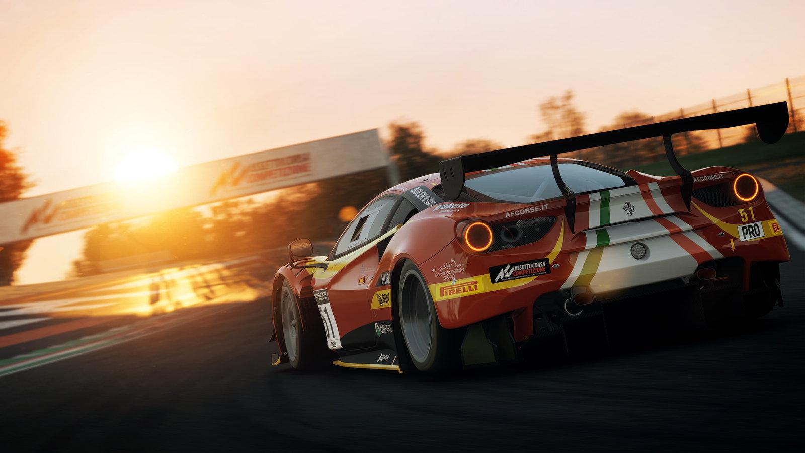 Assetto Corsa Competizione - 2020 GT World Challenge Pack image 1
