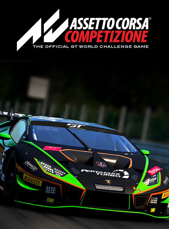 Poster for Assetto Corsa Competizione - 2020 GT World Challenge Pack