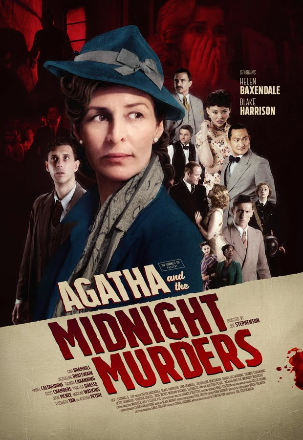 Agatha and the Midnight Murders poster image