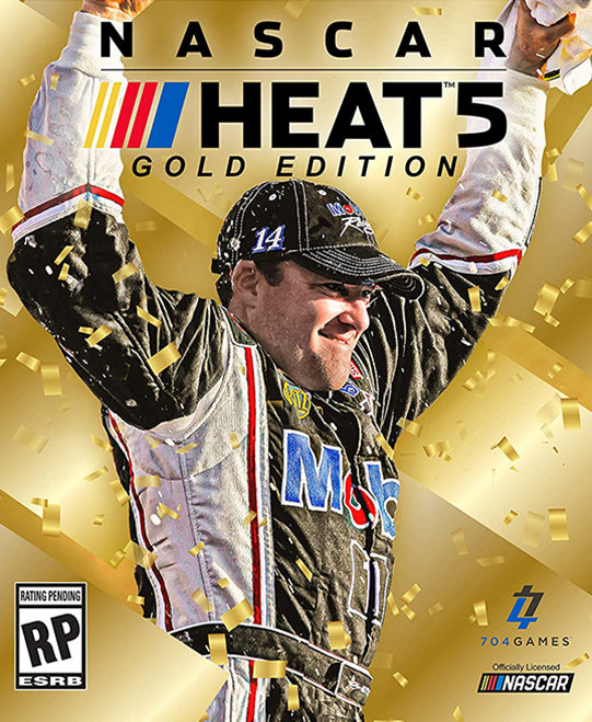 Poster for NASCAR Heat 5 Gold Edition