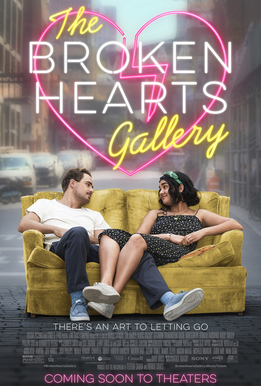 The Broken Hearts Gallery poster image