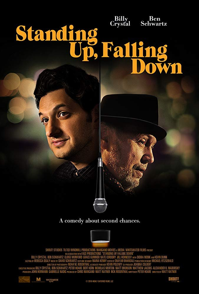 Standing Up, Falling Down poster image