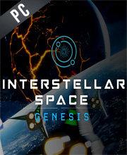 Poster for Interstellar Space: Genesis - Natural Law