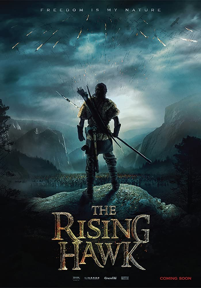 The Rising Hawk poster image