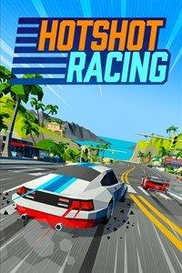 Poster for Hotshot Racing