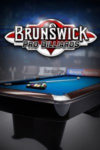 Poster for Brunswick Pro Billiards