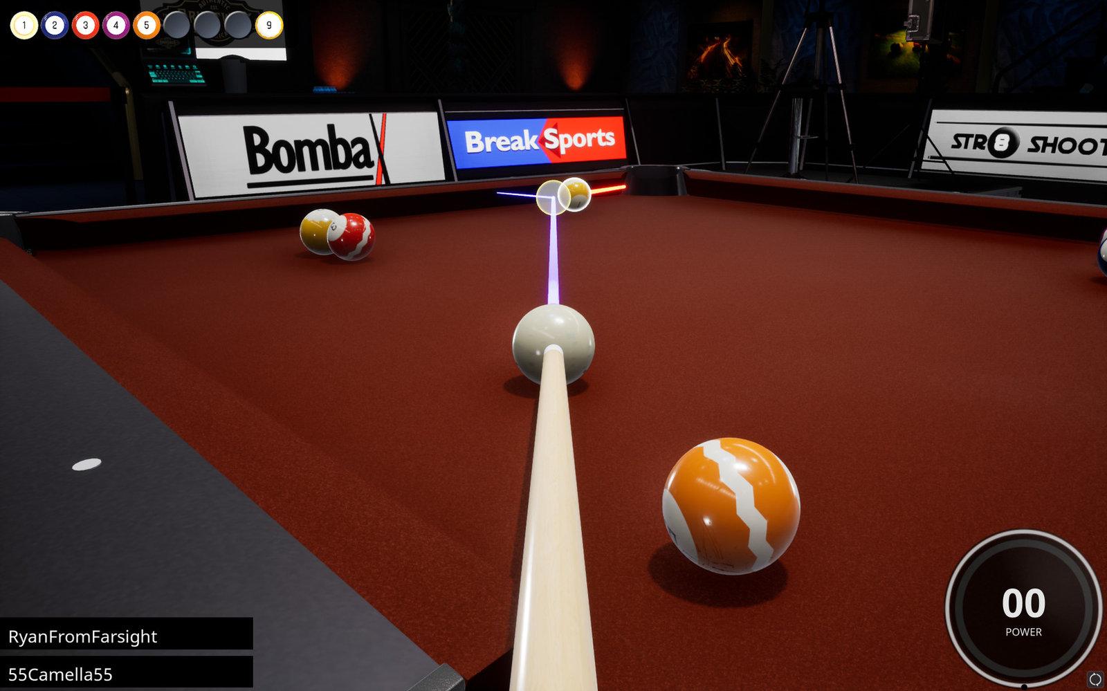 Brunswick Pro Billiards image 1