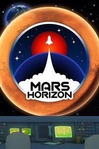 Poster for Mars Horizon